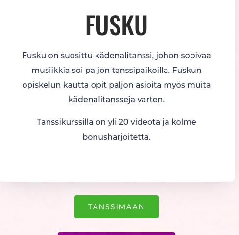 Suomalaisen kansantanssin ikoni Antti Savilampi nimetty Kansantanssikiltaan