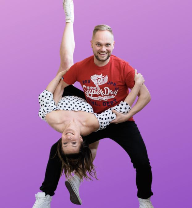 PARITANSSIN ILMIÖITÄ   Tanssii Tähtien kanssa -ohjelma vaiko improvisaatio tanssilavalla?