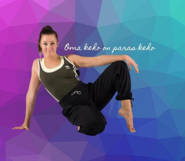 Oma keho on paras keho —tanssin oppiminen on kehollista oppimista