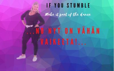 Tanssikouluyrittäjän hätähuuto