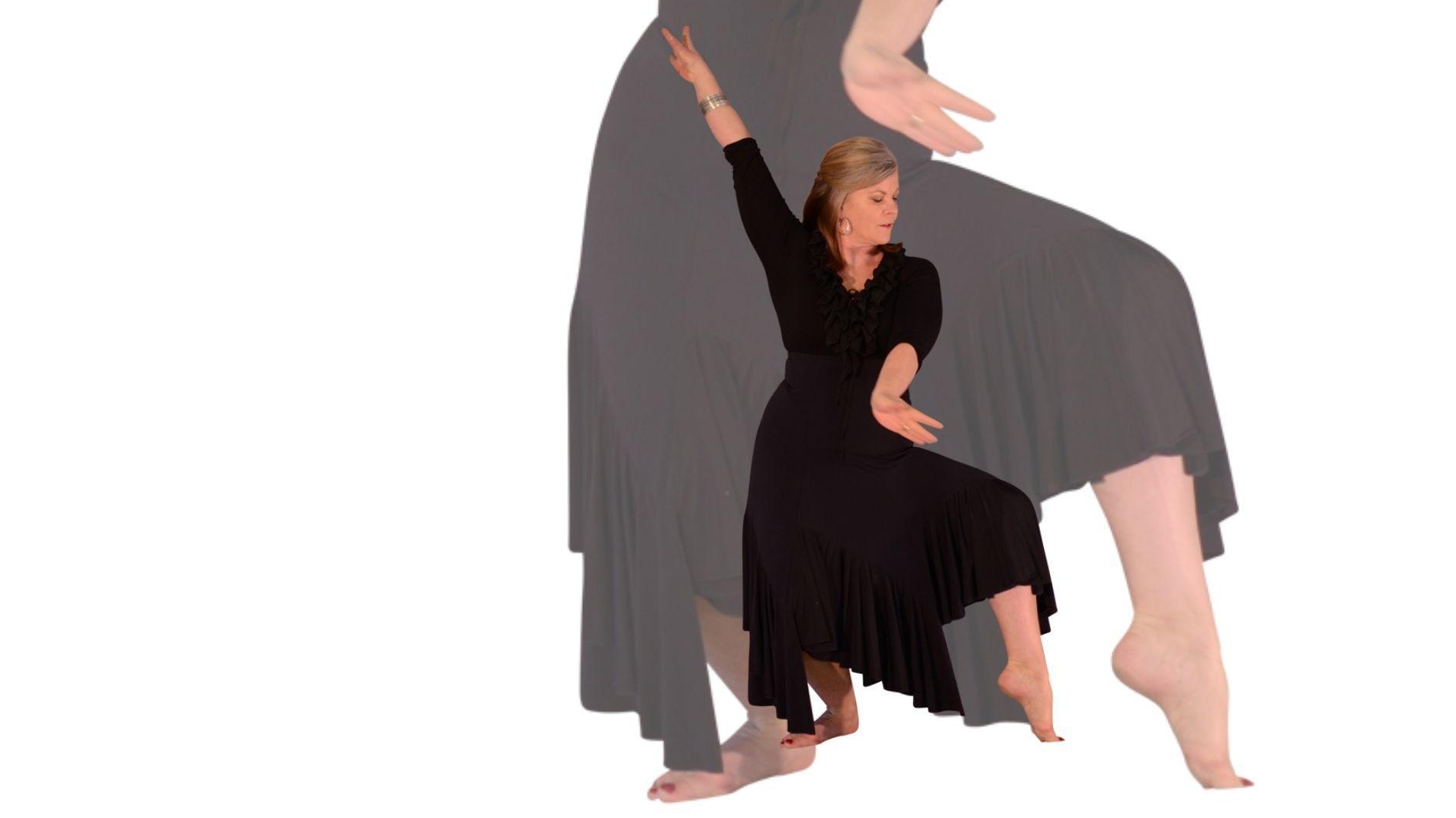 Tanssien elämän iloa